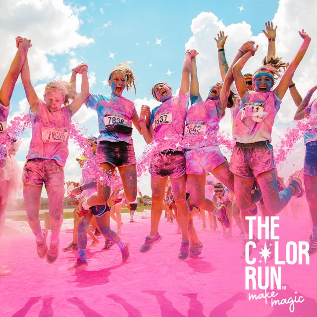 Home The Color Run