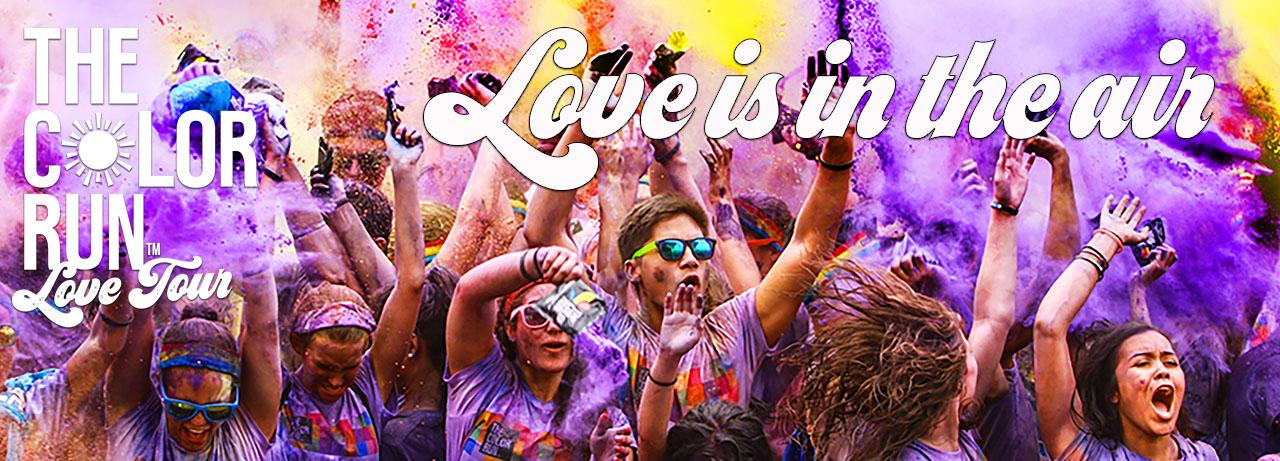 Love Tour Banner